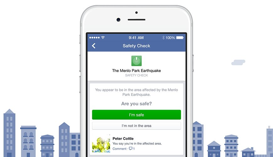 My 1st Blog at Ask Roxanne Ross:  Do You Have 'Facebook Safety Check' In Place?