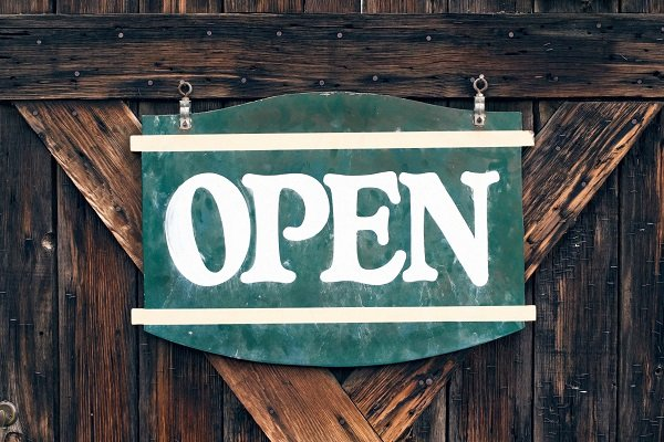 Open for Business, Now What? 7 Suggestions