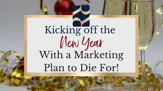 New Year, New Offers – Kicking 2018 Off With A Marketing Plan to Die For